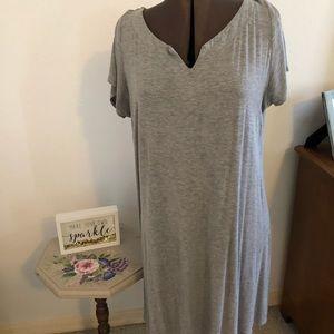 Dresses & Skirts - Gray dress